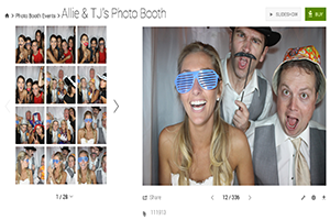 Online Photo Booth Gallery Yellow Leaf Photo Booth Louisville