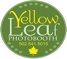 Yellow Leaf Photo Booth
